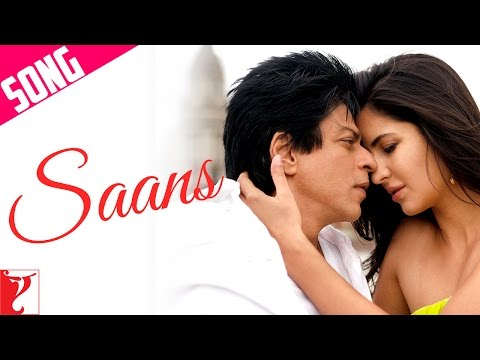 Saans Song | Jab Tak Hai Jaan | Shah Rukh Khan | Katrina Kaif | Shreya Ghoshal | Mohit Chauhan thumbnail