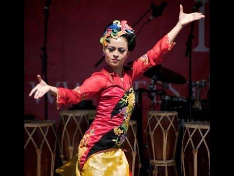 Tari Jaipong - Jawa barat   Goyang nyai Ronggeng   Sunda Creation Dance