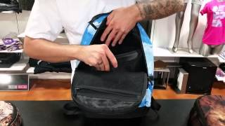 sprayground backpack detailed review