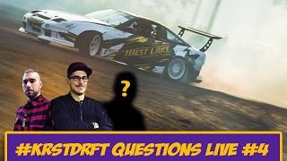 #KRSTDRFT Questions Live #4 nový majitel mé ex s13 thumbnail