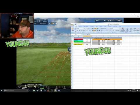 World Golf Tour - Free Putting Calculator