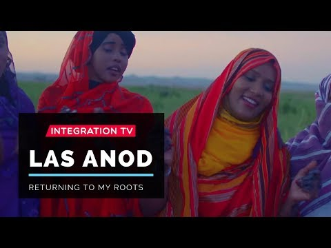 Las Anod: TV Host Returns to her roots in Somalia