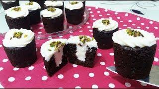 Karton Bardakta Kek Nasıl Yapılır-Bu Tarifi Çok Seveceksiniz-Pratik Şahane Kek Tarifi