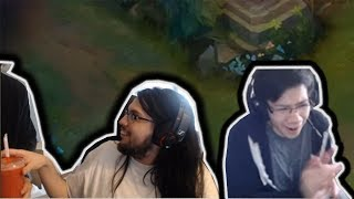 IMAQTPIE'S EDITOR COMES OUT FROM THE BASEMENT | SHIPHTUR REACTS TO LET'S GO VIDEO | LOL MOMENTS