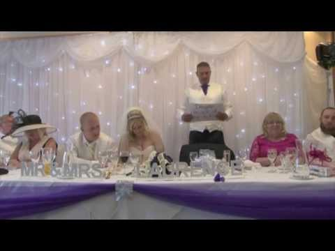 The BEST Father of the Bride Speech EVER!! - YouTube