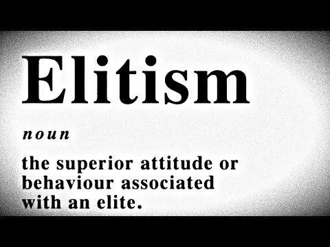 Discussing Elitism in Music Communities