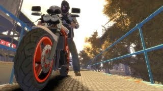 GTA 4 - AMAZING Bike Stunts 8
