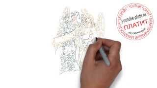 Как рисовать ангела видео   как легко карандашом нарисовать ангела(как нарисовать ангела, как нарисовать ангела поэтапно, как нарисовать ангела карандашом, как нарисовать..., 2014-07-31T03:46:25.000Z)