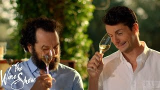 The Wine Show Outtakes Bloopers Part 1 - with Matthew Goode & Matthew Rhys