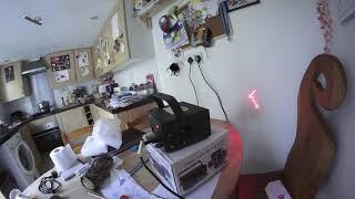 LASERWORLD EL-230RGB SHOWLASER GREAT FOR THE MOBILE DJ