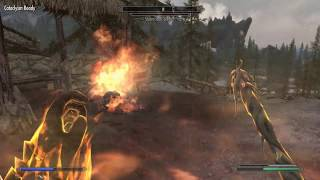 Skyrim SE: Why You Need to Play an Ordinator Fire Mage