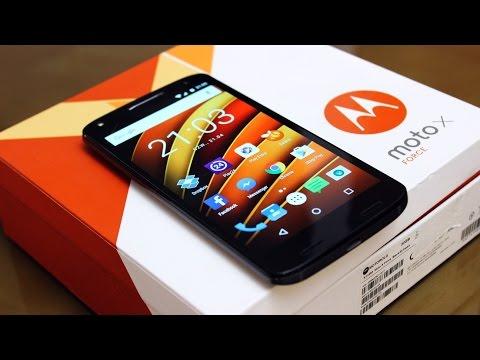 Motorola / Lenovo Moto X Force - recenzja, Mobzilla odc. 277
