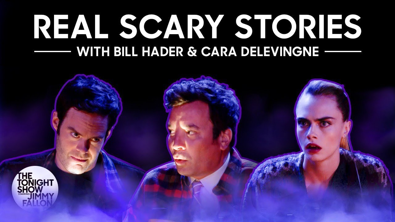 Real Scary Stories with Bill Hader and Cara Delevingne