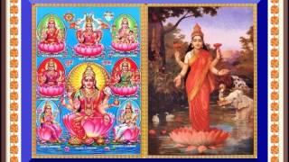 Sri Lakshmi Sahasranaamam & Sri Ashta Lakshmi Stotram