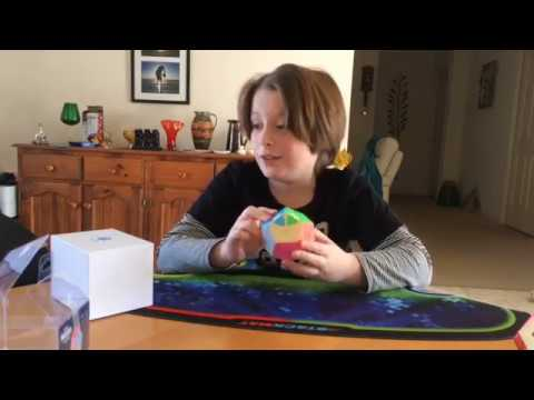 Rediminx And GAN Megaminx Unboxing! | Speedcube.com.au | Phoenix TV