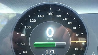 Tesla Model S P85D v6.2 with Performance Update Testing 0-60 MPH in 3.05 Seconds