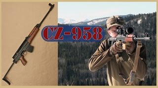 Cz958 Rifle Review, Accuracy, and Status Update