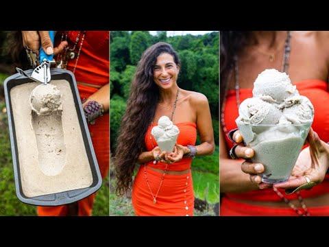 BEST ICE CREAM RECIPE 🍦 Easy Homemade Vanilla 🍨 Healthy, Dairy-Free, Raw Vegan...& No Churn!