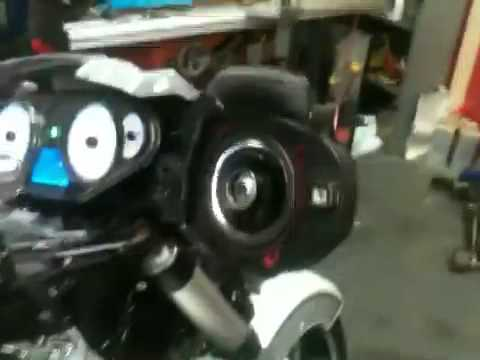 victory motorcycle polaris sound system youtube