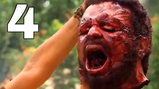 Horror Movie Death Compilation #4 (Xtra Brutal Edition)