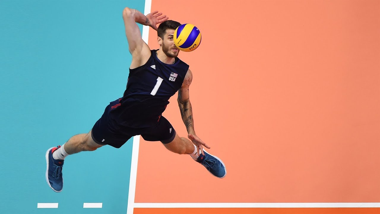 Matt Anderson | Monster Spikes | Amazing  Actions (HD)