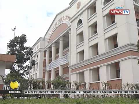 SONA - Ombudsman files plunder charges vs execs in P728-M fertilizer fund scam 4/15/11