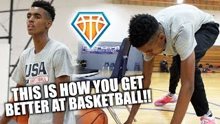 Video THIS IS HOW YOU GET BETTER AT BASKETBALL!! | Feat. Emoni Bates download MP3, 3GP, MP4, WEBM, AVI, FLV Oktober 2018