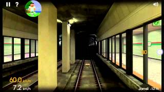 Video [Hmmsim/Openbve] Seoul Subway download MP3, 3GP, MP4, WEBM, AVI, FLV April 2018