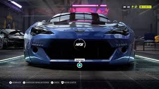 Subaru BRZ tuning- Need for speed Heat + Special guest