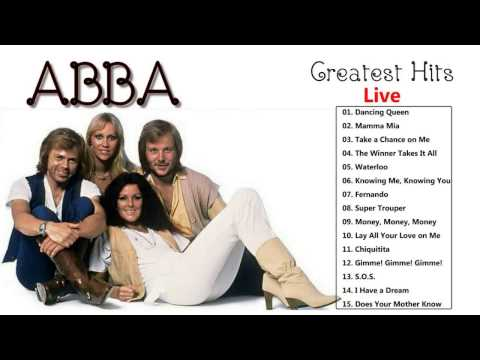 Best Songs of ABBA - Live Full Album 2017