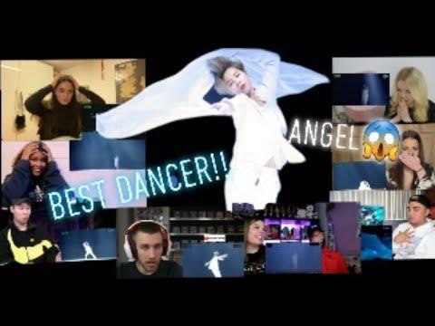 BTS Jimin solo dance reactions (MELON MUSIC AWARDS)
