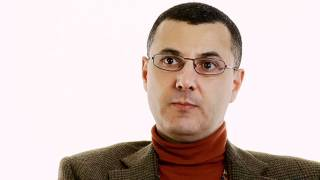 Omar Barghouti of the Palestinian Boycott, Divestment and Sanctions campaign