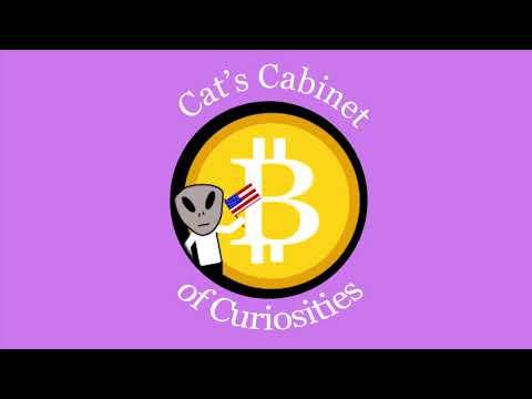 #8 - Bitcoin Pt 2: Created By AI/Aliens/CIA?