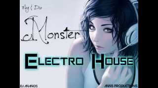 Meg & Dia   Monster Electro House Remix 1