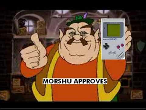YTPMV: Morshu Approves the Gameboy - YTPMV: Morshu Approves the Gameboy