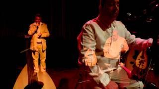 Partir de Issa Makhlouf dit par Philippe Gastine et musiqué par Anne Gastine et Fouad Didi
