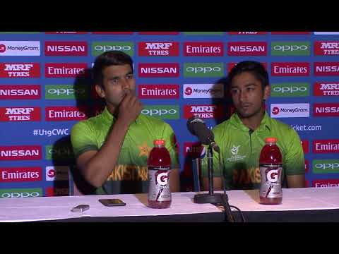 Cricket World TV - Pakistan Captain and Player of the Match | ICC u19 World Cup 2018