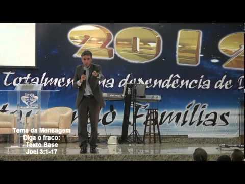 Pr Niger Martins - Diga o fraco - 25/03/12