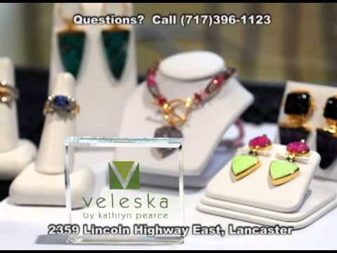 Veleska Jewelry (Lancaster PA) Christmas Jewelry Holiday Gifts Custom Design Pieces
