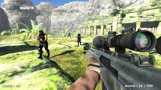 Ghost Team Shooter Full Gameplay Walkthrough