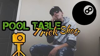 Pool Table Tricks Shots (Bored)