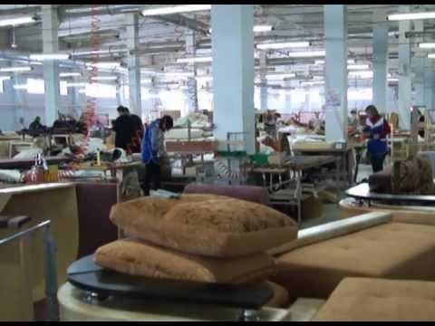 Видеофильм Мебельная фабрика «Наири»