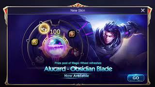 Get alucard legend in 1 spin? Wkwkw