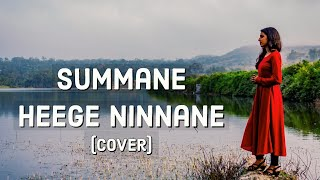 summane-heege-ninnane-4k-cover-song-namitha-s-shetty