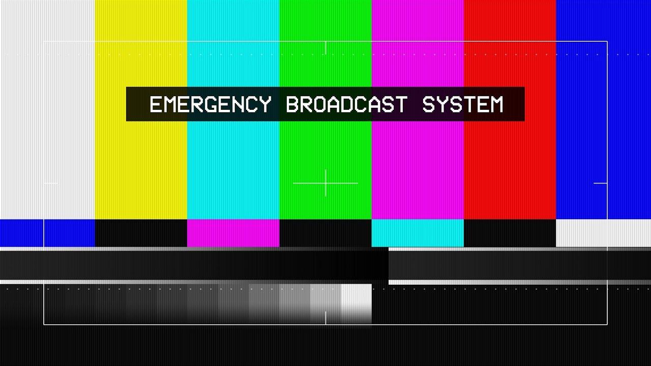 Left  Wallpaper Hd Emergency Broadcast Vfx Project Youtube