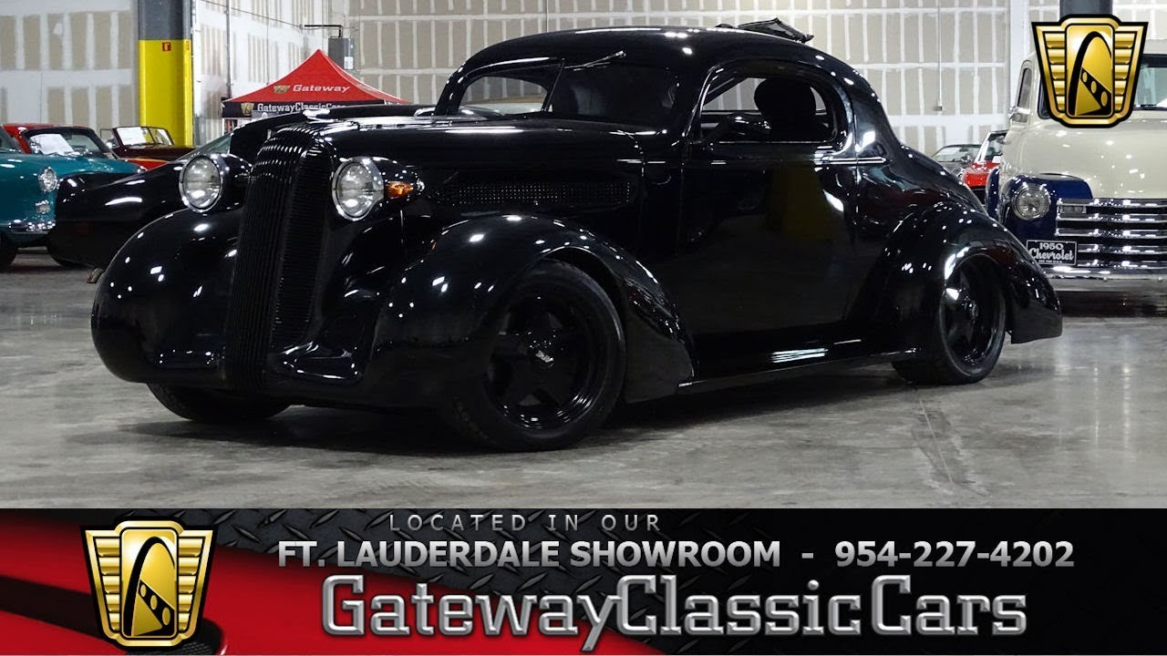 1936 Pontiac Business Coupe Stock 806 Ftl Www Gatewayclassiccars
