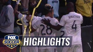 Columbus Crew SC vs. New England Revolution | 2018 MLS Highlights