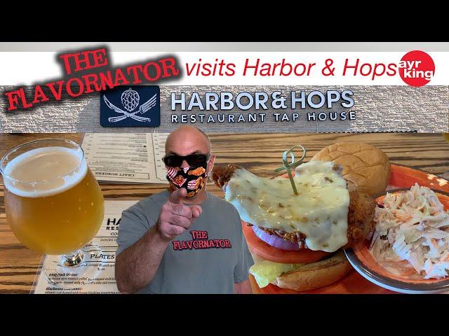 THE FLAVORNATOR VISITS: HARBOR & HOPS