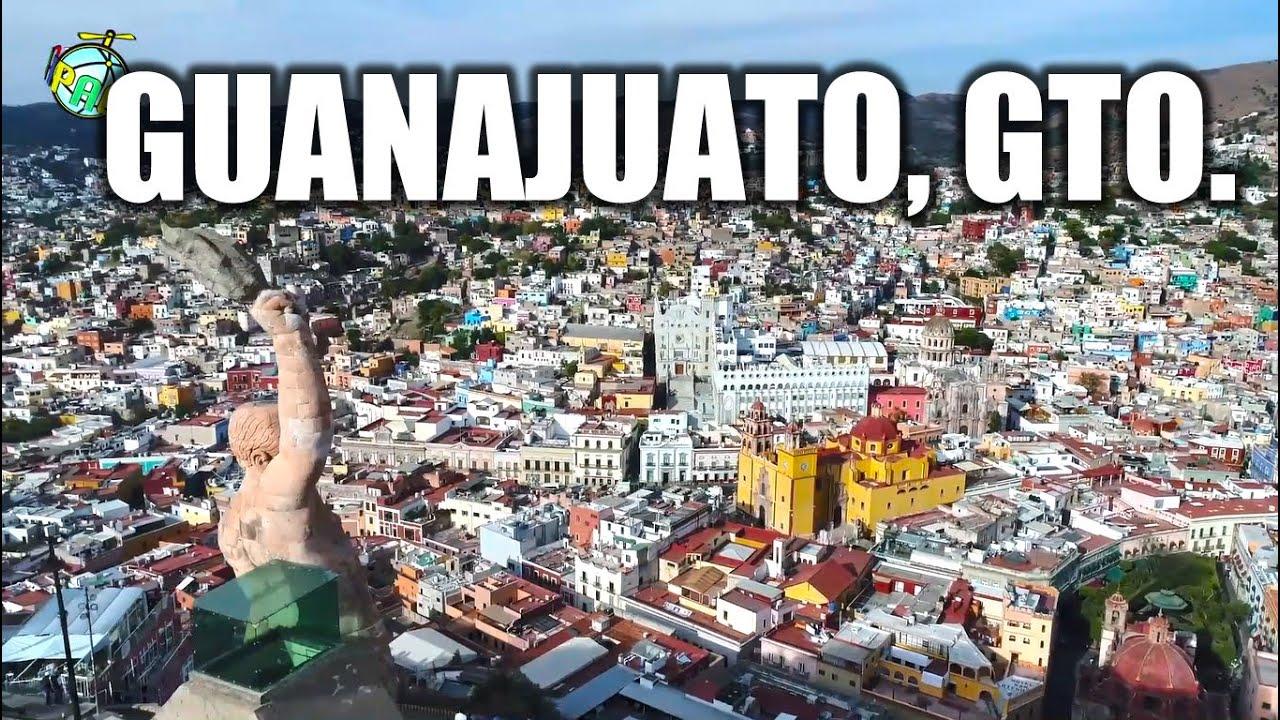 Guanajuato 2020 | La Ciudad más Cultural de México