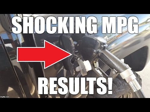 Elegant Tacoma Talk #16: First MPG Results After Lift U0026 Bigger Tires. YIKES!